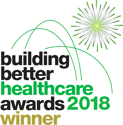 Building better healthcare awards 2018 winner
